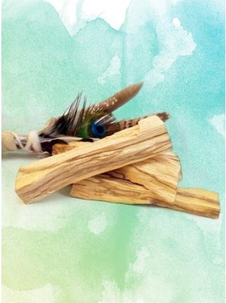 Očistné drevo Palo Santo