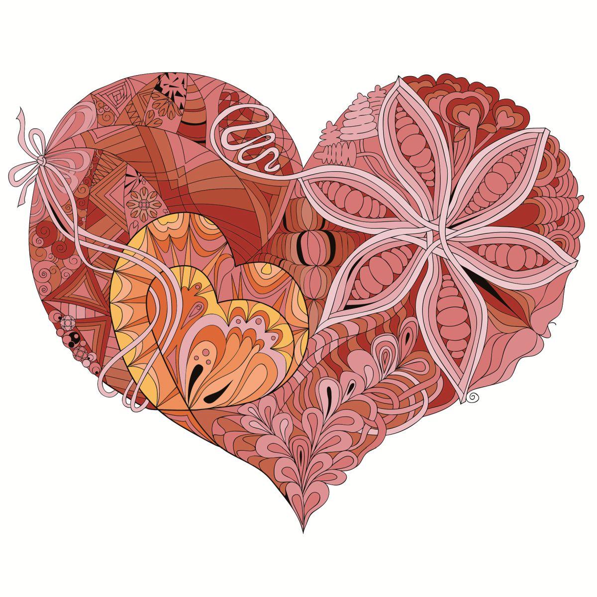 Srdce ako láska
